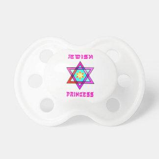 Jewish Princess Baby Pacifier