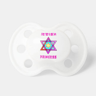 Jewish Princess Pacifiers