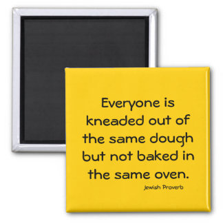 Jewish Proverb Magnet