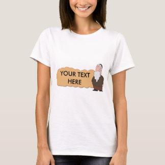 Jewish rabbi custumizable t shirt