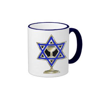 Jewish Star Coffee Mug