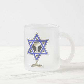 Jewish Star Coffee Mugs