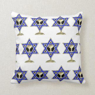 Jewish Star Cushion