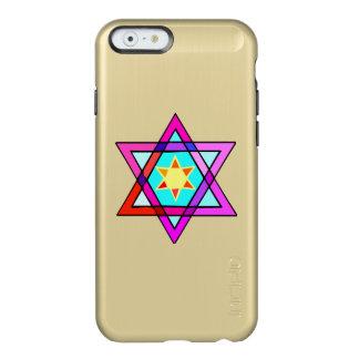 Jewish Star Of David Incipio Feather® Shine iPhone 6 Case