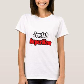 Jewish SuperMom T-Shirt