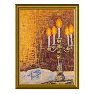 Jewish vintage image postcards