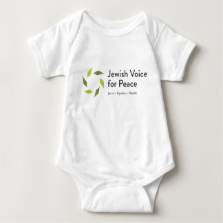 Jewish Voice for Peace Baby One Piece Bodysuit