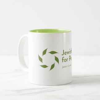 Jewish Voice for Peace Mug