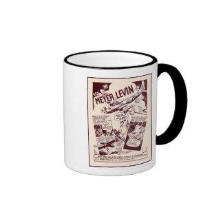 Jewish War Heroes Levin Ringer Coffee Mug