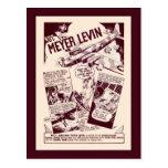 Jewish War Heroes Levin Postcards