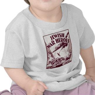 Jewish War Heroes Shirt