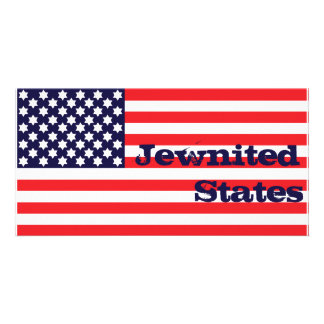 Jewnited States Picture Card