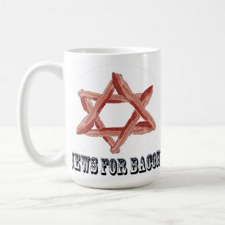 Jews For Bacon Coffee Mug