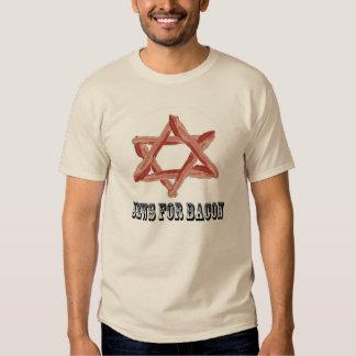Jews For Bacon Tshirts