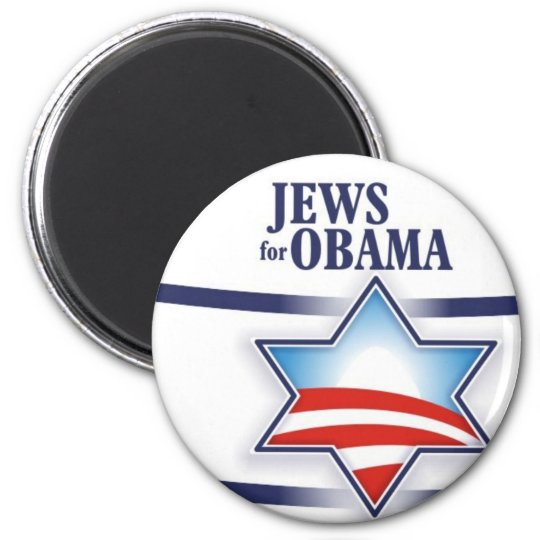 Jews for Obama magnet