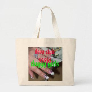 jeylin pics 422, duggy girls , deva style $$$$$ tote bag