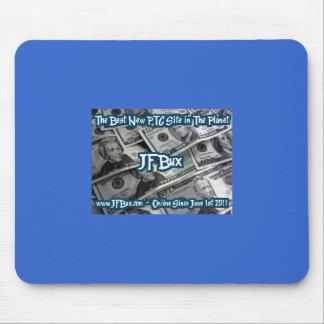JF Bux Money MousePad
