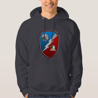 JFCC for Integrated Missile Defense Hooded Sweatshirts