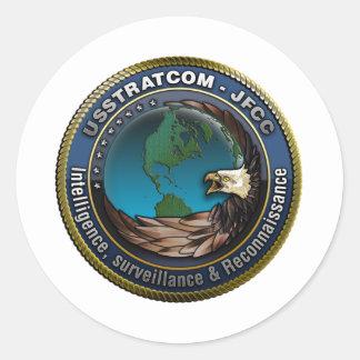 JFCC Intelligence, Surveillance & Reconnaissance Sticker