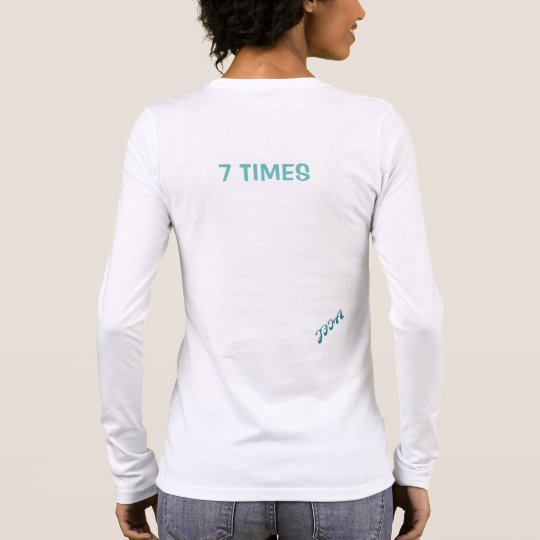 JFIA 7 Times Woman Strong Shirts & Tops
