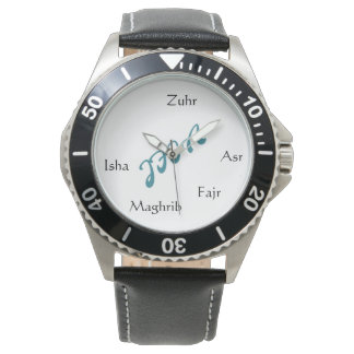 JFIA Tazkir Collection Mens Leather Watch