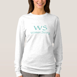 JFIA Woman Strong Shirts & Tops