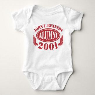 JFK Alumni baby tee