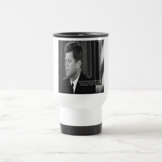 JFK Difference/Diversity Quote Coffee Mug