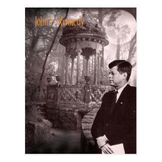 JFK Dream Postcard
