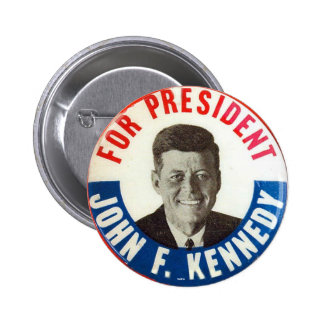 JFK for President - Button