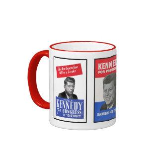 JFK for USA Ringer Mug