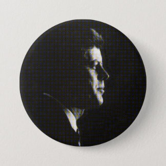 JFK Forever 7.5 Cm Round Badge