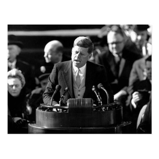 JFK Inauguaration Postcards