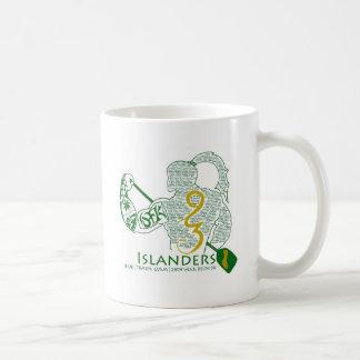 JFK Islanders 93 Reunion Gear Basic White Mug