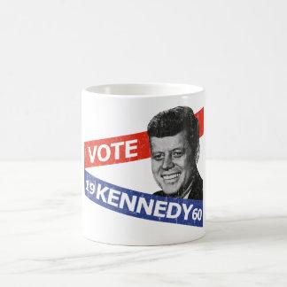 JFK Kennedy Election Coffee Mug