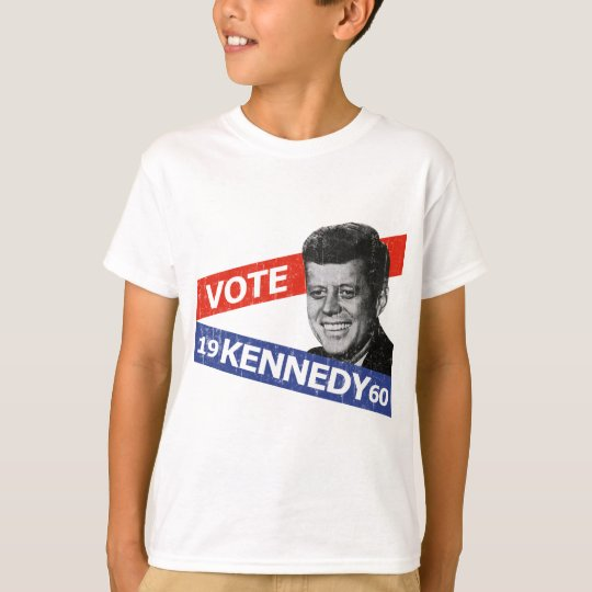 JFK Kennedy Election T-Shirt