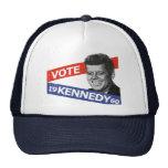 JFK Kennedy Election Trucker Hats