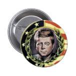 JFK Nostalgia Button