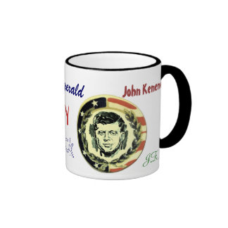 JFK Nostalgia mug