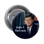 JFK official portrait from public domain