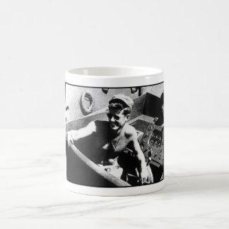 JFK on PT-109 Classic White Coffee Mug