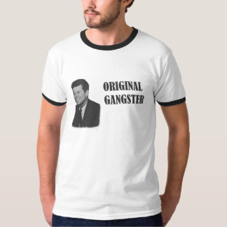 JFK Original Gangster T-Shirt