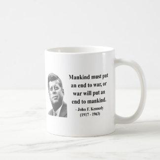 JFK Quote 1b Coffee Mug