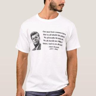 JFK Quote 2b T-Shirt
