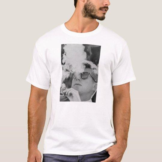 JFK Smoking Tee Shirt