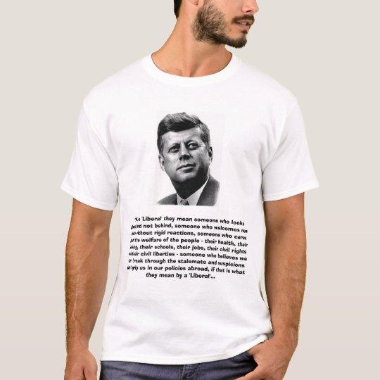 jfk, T-Shirt