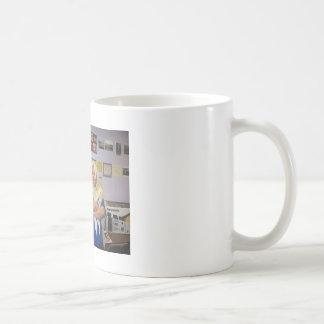 jg fur basic white mug