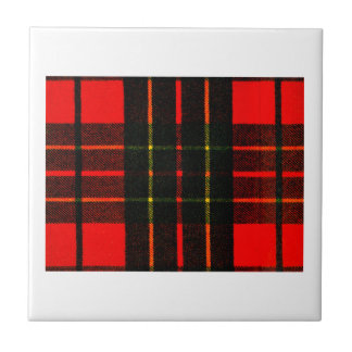 jGibney Tartan Colors Brodie The MUSEUM Zazzle Gif Small Square Tile