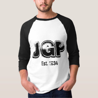 JGP 1934 baseball T-Shirt
