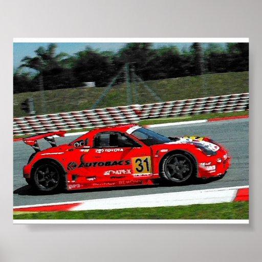 Jgtc Toyota Mr2 Poster